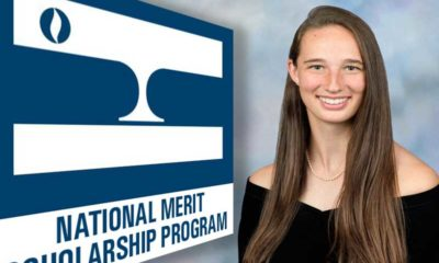 National Merit Scholarship Jennifer Nolan