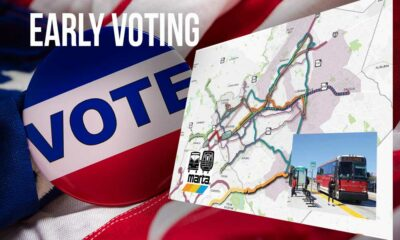 EARLY VOTING MARTA