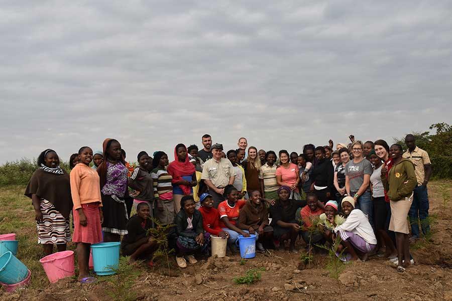 Peachtree Corners Baptist missions trip