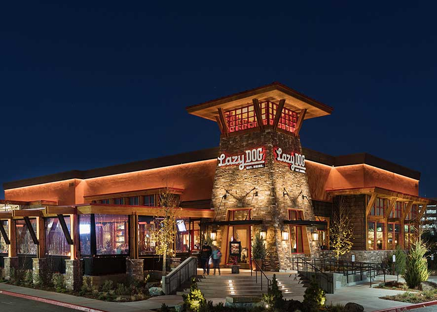 Lazy Dog Restaurant Peachtree Corners GA