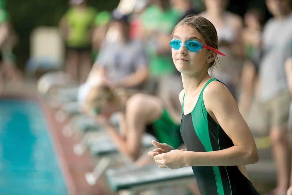 Peachtree Corners Swim Meet