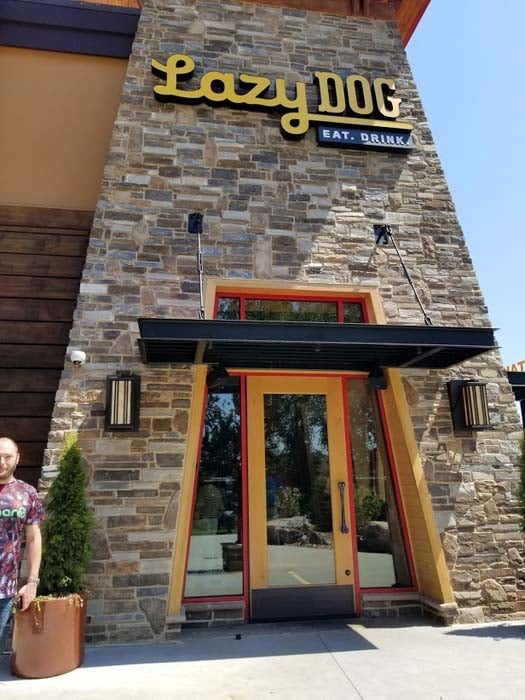 Lazy Dog Restaurant