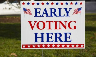 early voting Peachtree Corners