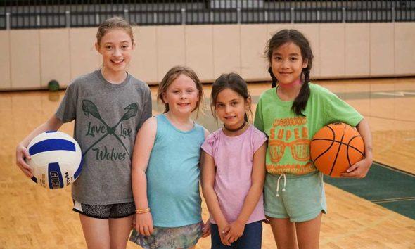 Wesleyan School Basketball Clinic
