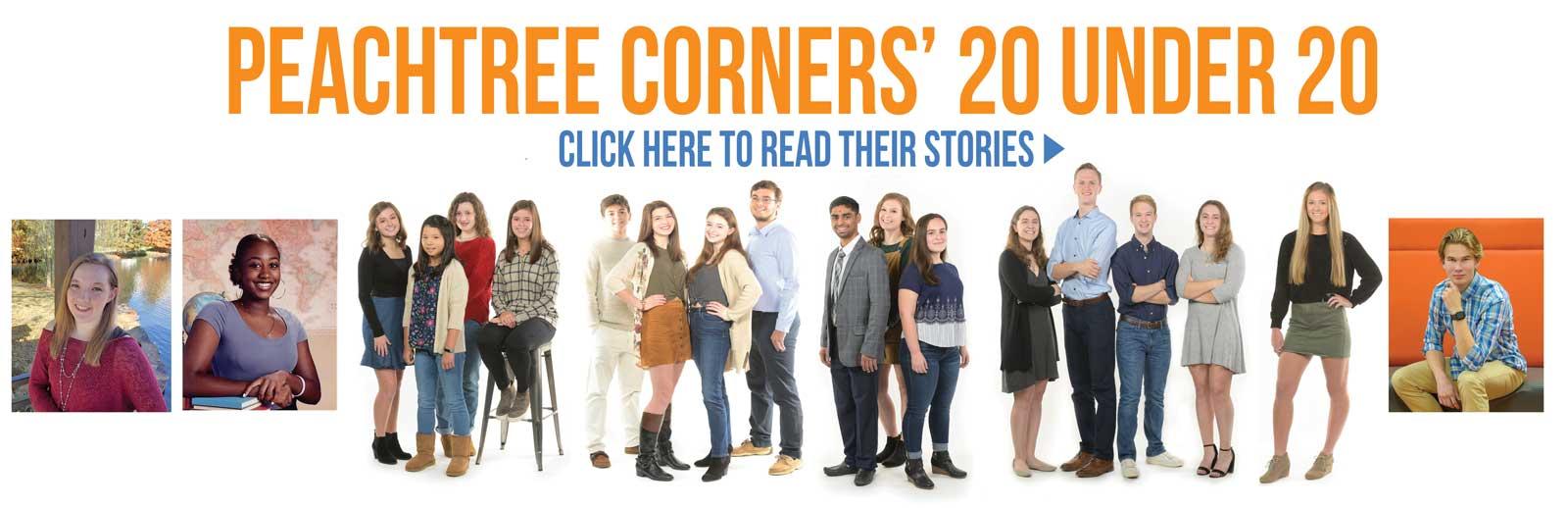 20 Under 20 Peachtree Corners