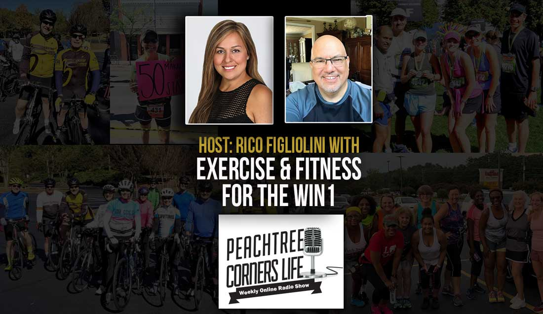 Exercise and Friendships, podcast