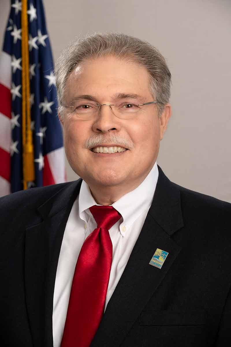 Mayor Mike Mason