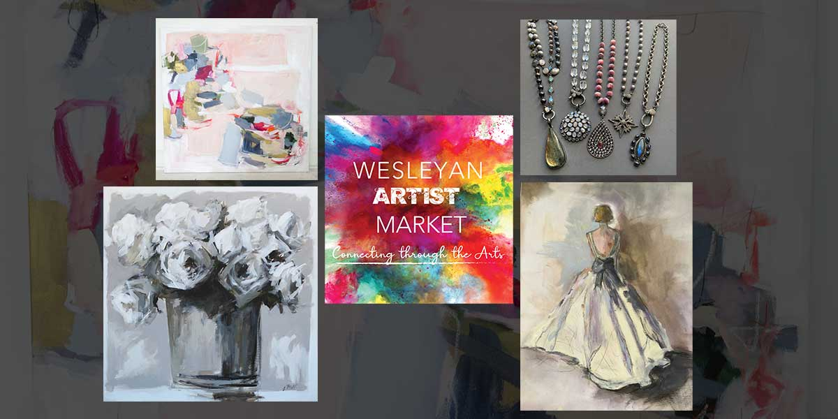 The Wesleyan Artist Market