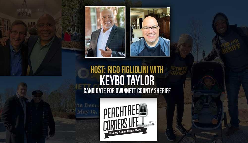 Keybo Taylor Candidate for Gwinnett County Sheriff