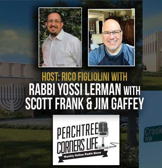 Rabbi Yossi Lerman podcast