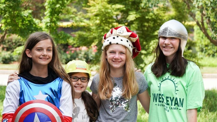 Wesleyan School Summer Camp