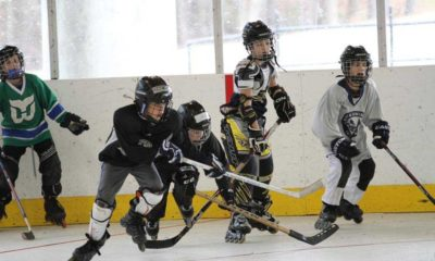 Roller Hockey in Peachtree Corners