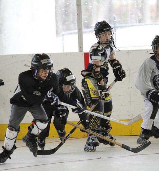Roller Hockey in Peachtree Corners