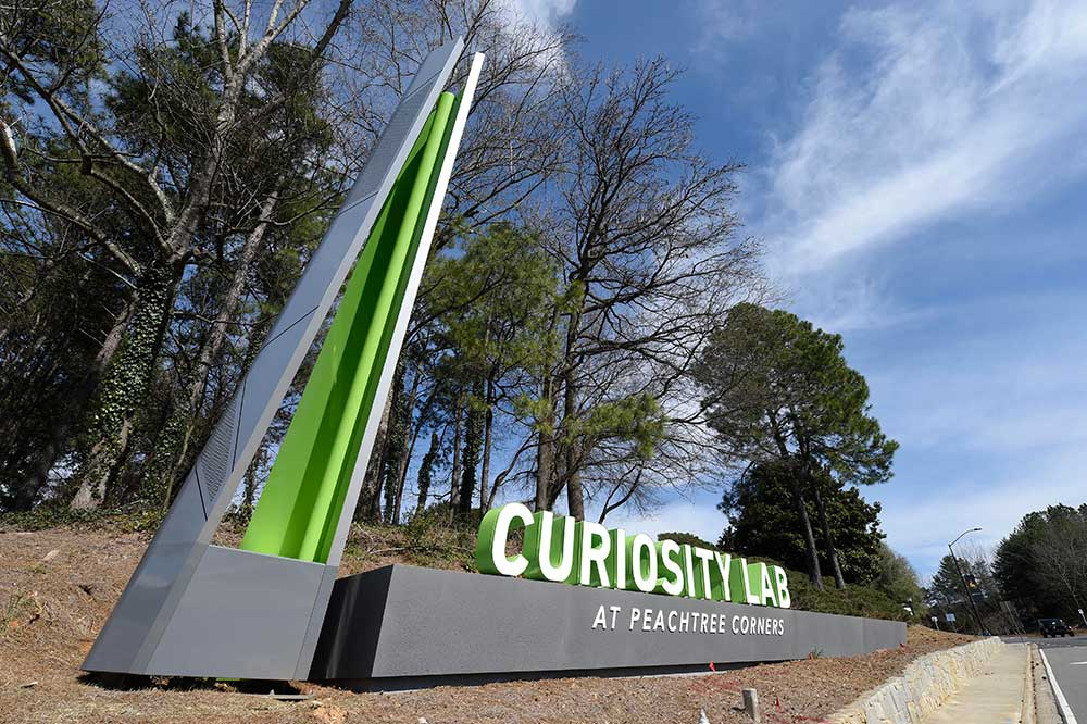 Curiosity Lab at Peachtree Corners