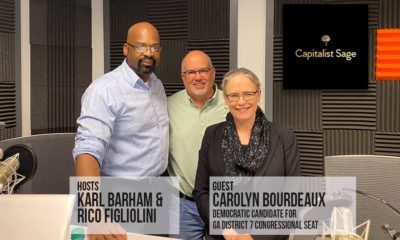 Congressional Candidate Carolyn Bourdeuax