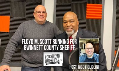 Floyd Scott, Election, Gwinnett County Sheriff