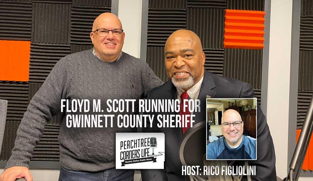 Floyd Scott, Election, Gwinnett County Sheriff