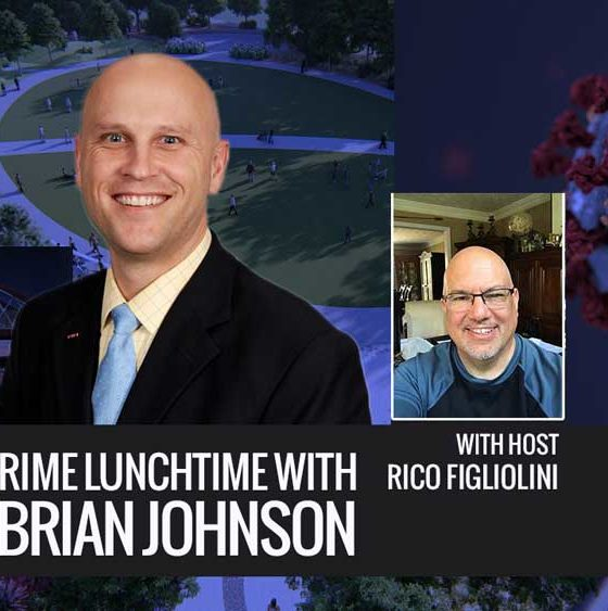 Prime Lunchtime with the City Manager
