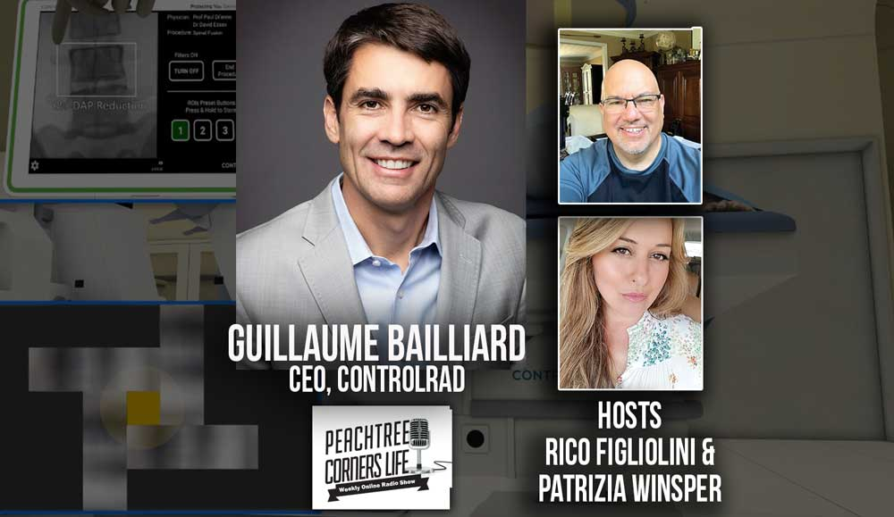 ControlRad CEO Guillaume Bailliard