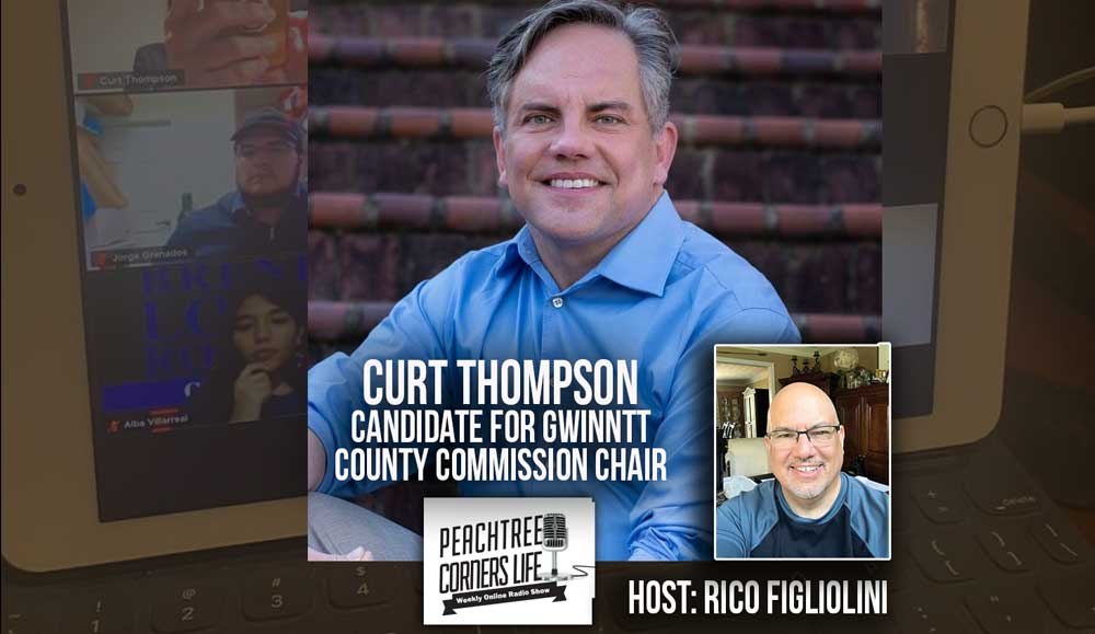 Curt Thompson County Commission