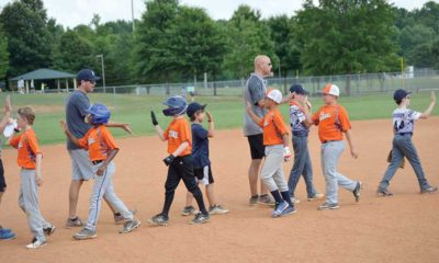 Pinckneyville Park youth baseball