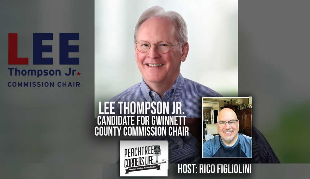 Lee Thompson for County Commission Chair