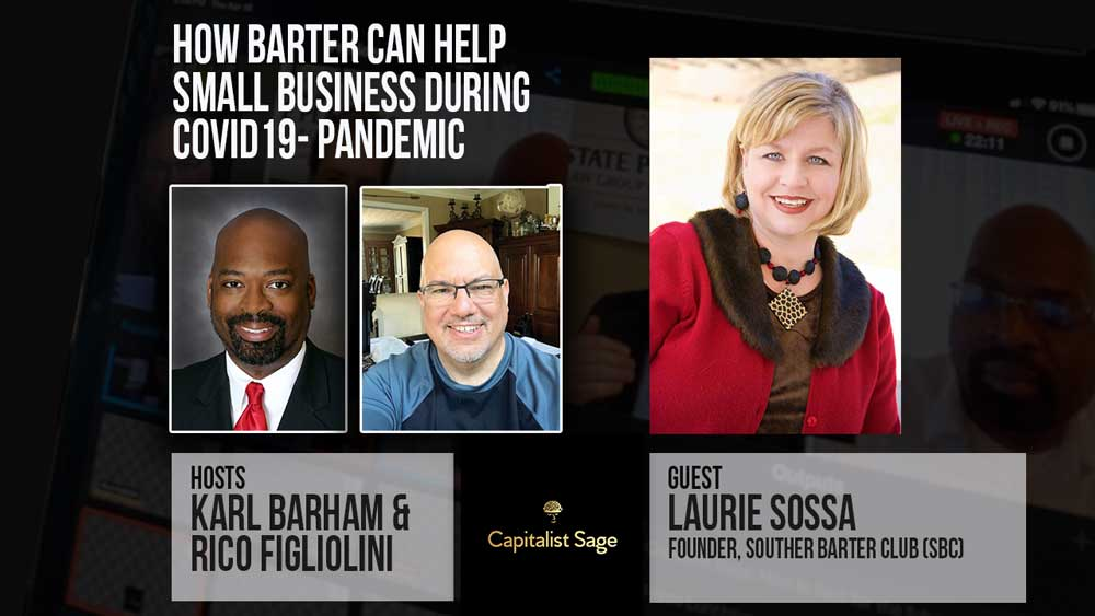 how can barter help small businesses