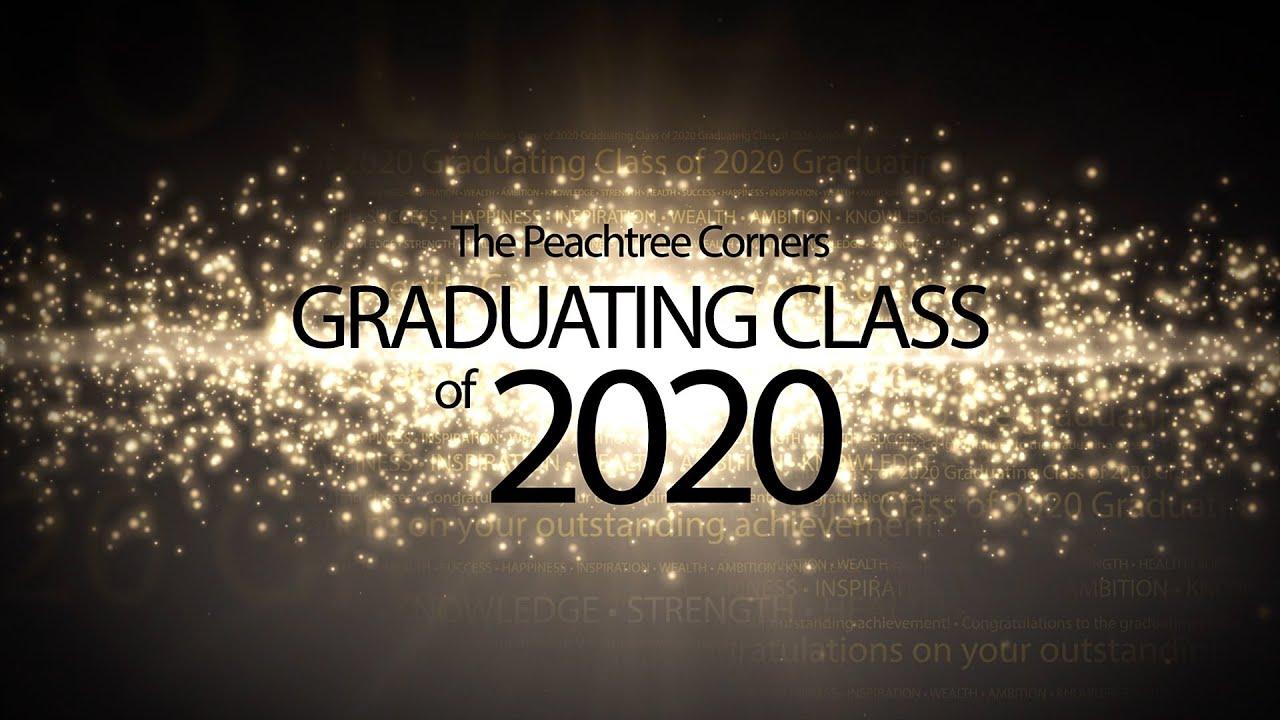 Graduates 2020 Peachtree Corners