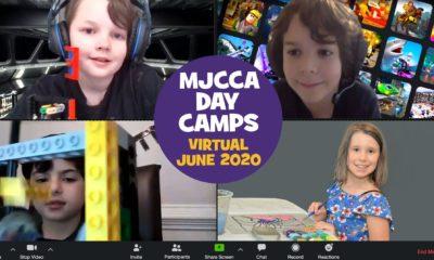 MJCCA Virtual Summer Campe