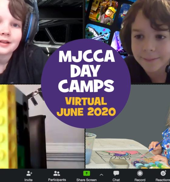 MJCCA Virtual Summer Campe