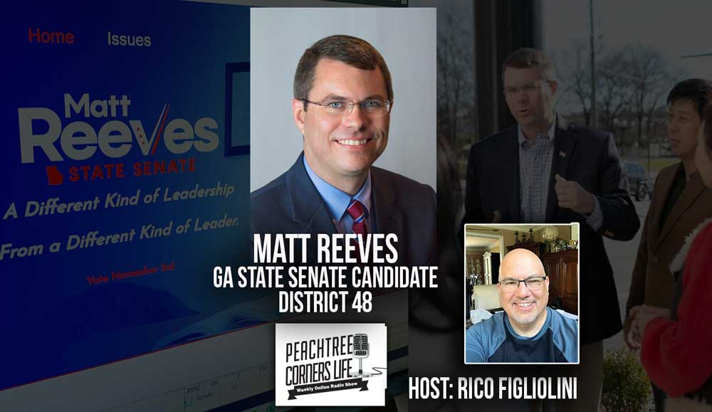 Matt Reeves for State Senate