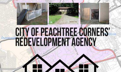 peachtree corners development authority