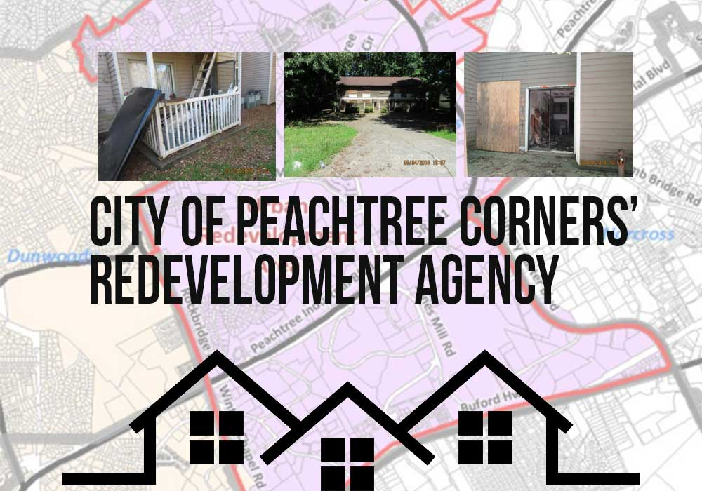 peachtree corners development authority