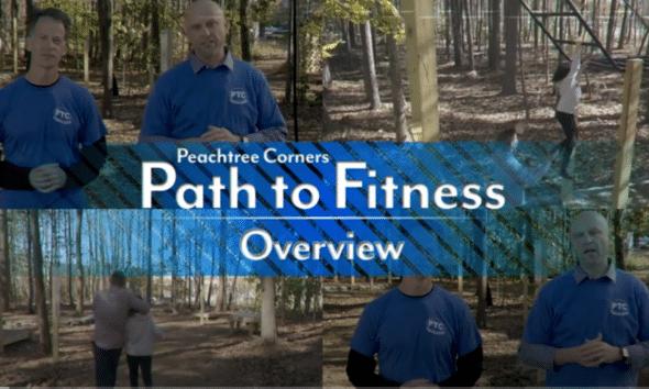 Peachtree Corners Fitness Trail