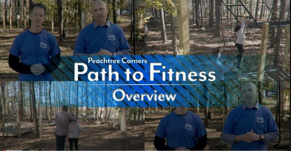Peachtree Corners Fitness Trail