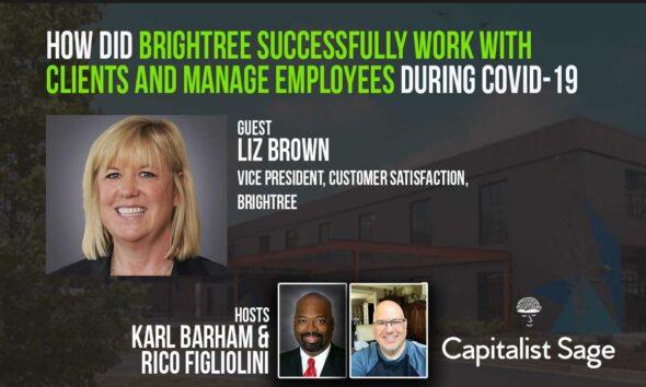 Brightree's Liz Brown
