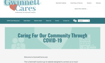 gwinnett cares site
