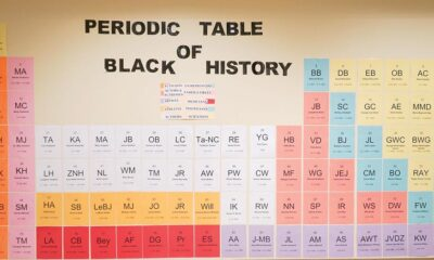 black history table