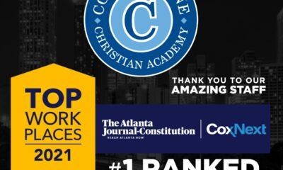 cornerstone christian academy ajc small ranked