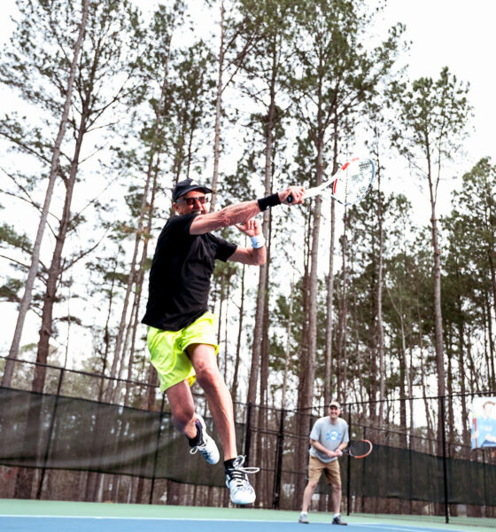 tennis in peachtree corners