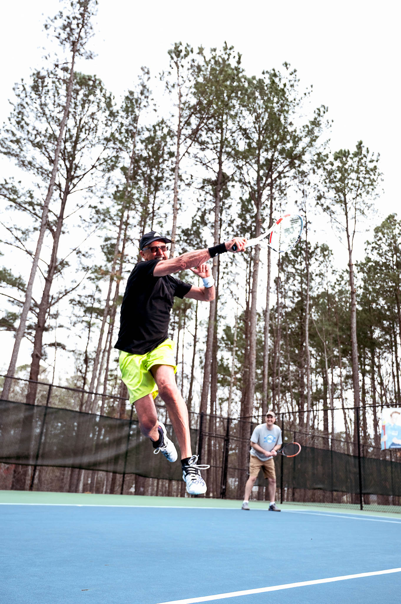 tennis in peachtree corners