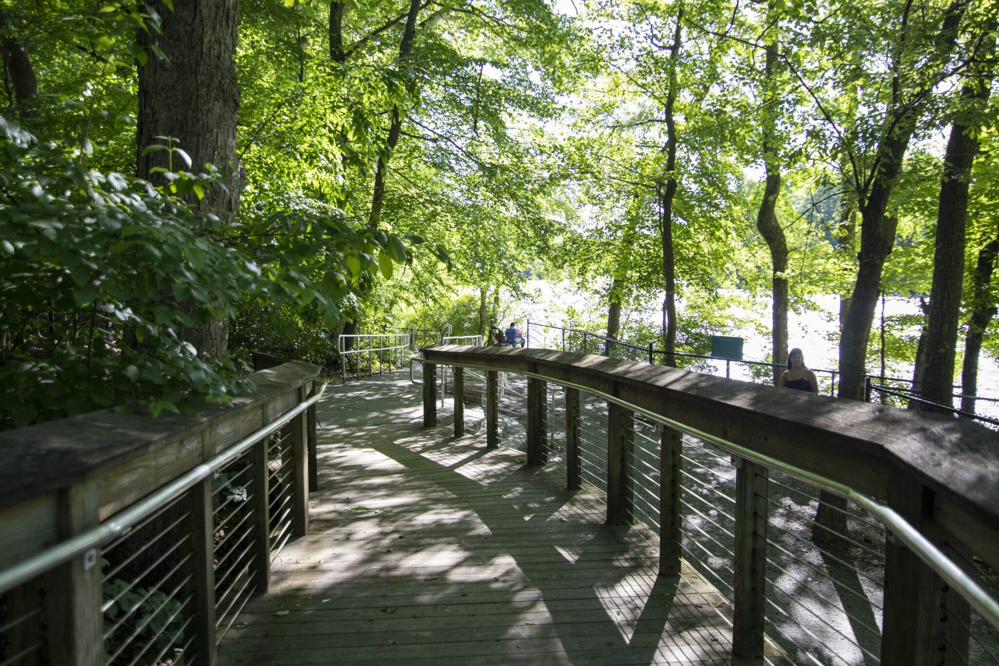 jones bridge park